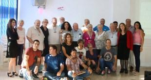 משפחת שוויקה במפגש המשפחתי (צילום: פרטי)