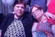 הופתעה. רחל ואחותה (צילום עצמי)