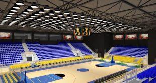 הדמיה של האולם החדש (צילום: עיריית חדרה)