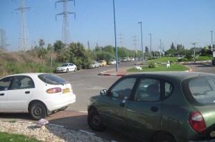 הרכבים עוקלו (צילום: נירית שפאץ)