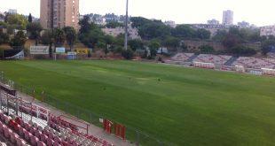אצטדיון גרין (צילום יצחק סולומון)
