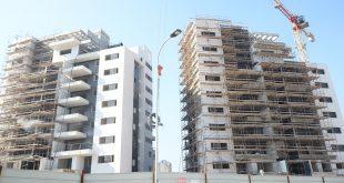 בנייה בחדרה. 542 היתרים יותר מהשנה שעברה (צילום: שלומי גבאי)