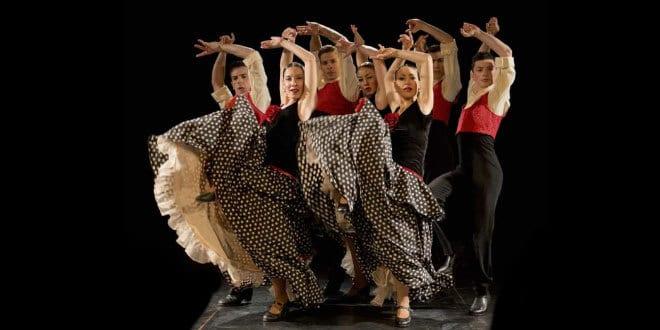 """להקת המחול הספרדית LARREAL (צילום: יח""""צ)"""