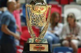 גביע ווינר סל (צילום: מנהלת הליגה)