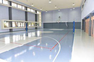 אולם ספורט פינסקר (צילום: רפי עשור)