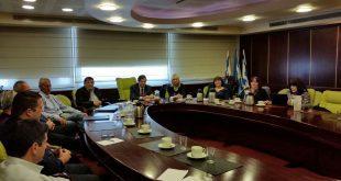 ישיבה עם אוניברסיטת חיפה (צילום ארכיון עינב הדרי)