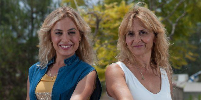 לידיה ודלילה חתואל (צילום: דורון גולן)