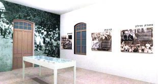 מרכז המבקרים המתוכנן