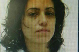 מבוקשת לחקירה, החשודה בתקיפת קטינים (צילום: דוברות המשטרה)