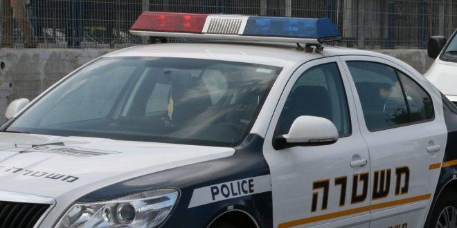 ניידת משטרה (צילום: שלומי גבאי)