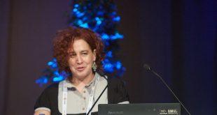 האדריכלית ליטל שלף-דורי בכנס צילום: ליאור אביטן