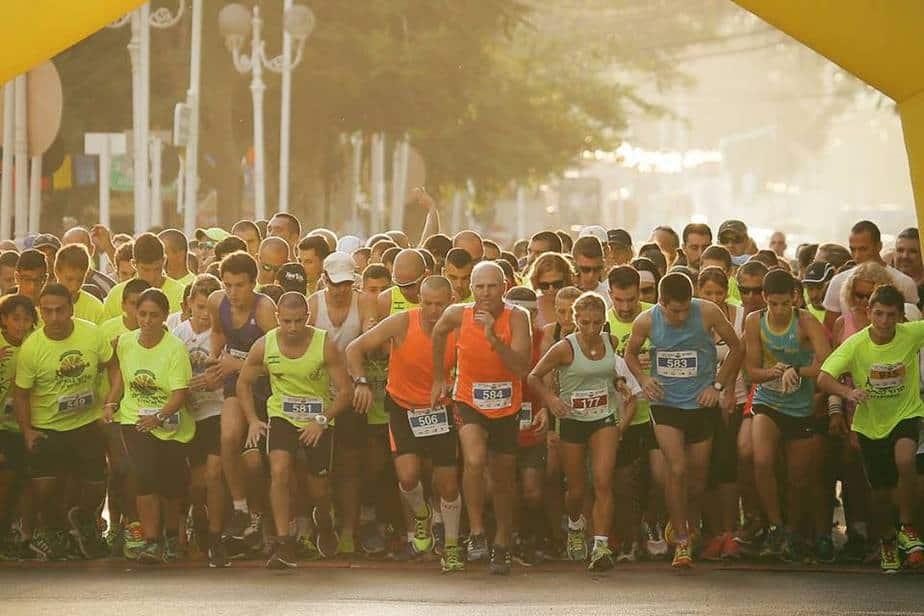מרוץ נהריה (צילום: יעקב מדר)