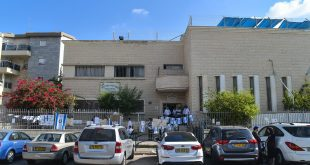 בית הספר נתיבות משה (צילום: דורון גולן)