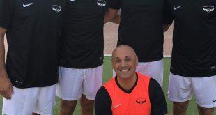 הכדורגלנים/ כבאים (צילום עצמי)