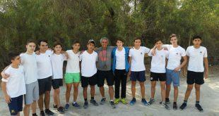 נבחרת האתלטיקה (צילום עצמי)
