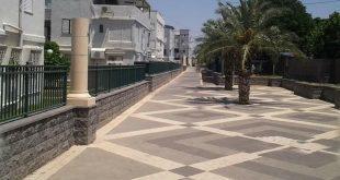 רחוב חלמיש (צילום עצמי)