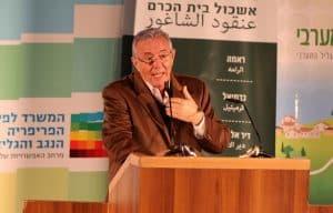 ראש העירייה המארח שלמה בוחבוט צילום: אדריאן הרבשטיין)