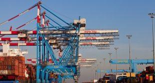 נמל חיפה: צילום: המשרד להגנת הסביבה