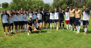 קבוצת נערים ג' בהדרכת סמי מיכאלוב (צילום עצמי)