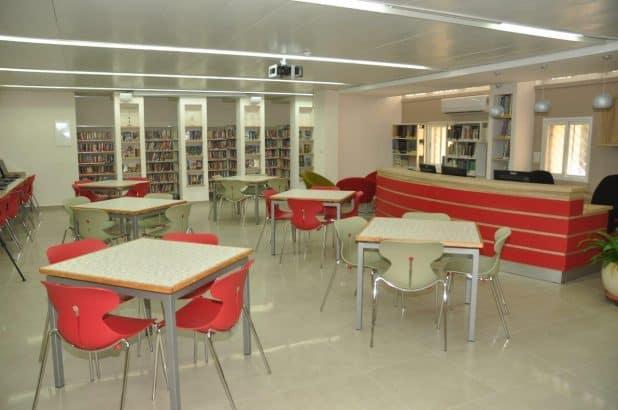 ספרית רוגוזין. צילום: עיריית קרית אתא