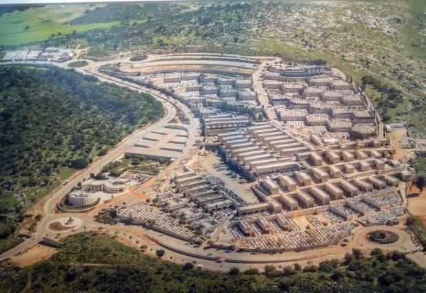 """בית עלמין תל רגב. צילום: יח""""צ"""