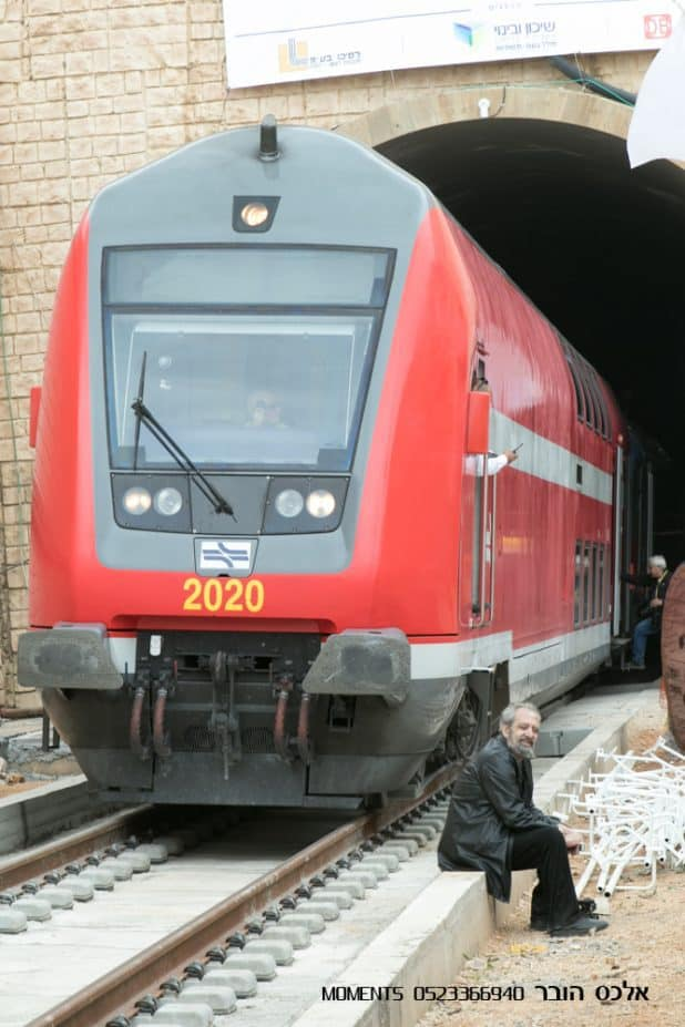 רכבת לכרמיאל