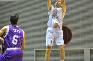 קרית אתא כדורסל. צילום: דורון גולן
