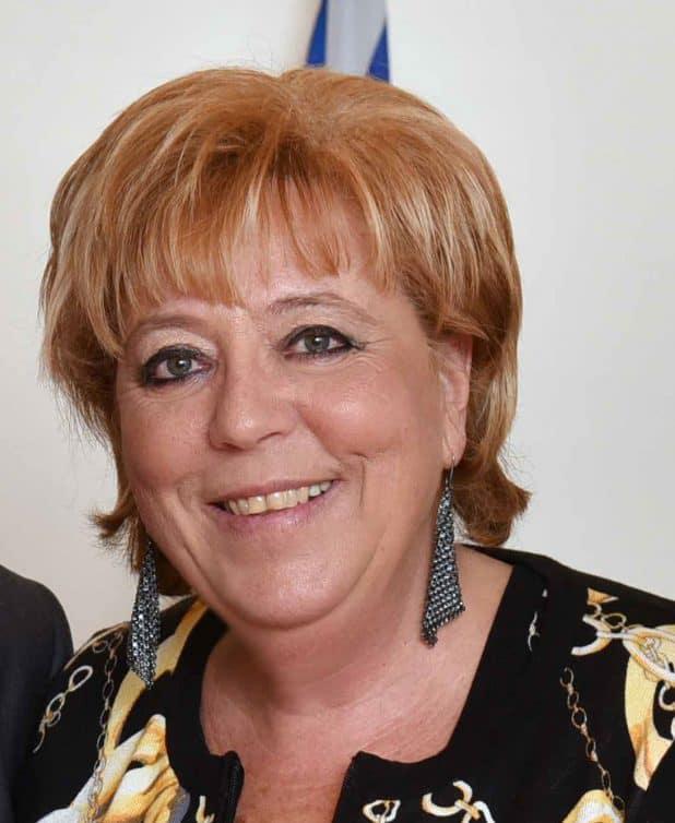 מרים פיירברג איכר (צילום: רן אליהו)