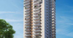 פרויקט URBAN TOWER של חברת שרביב בקרית מוצקין קרדיט הדמייה וויופוינט