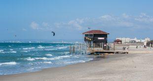 חוף קרית חיים. צילום: דורון גולן