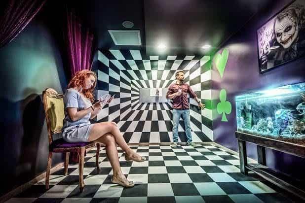 חדר בריחה. צילום באדיבות Brainit