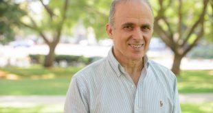 פרופסור יוסף ירדן (צילום באדיבות מכון ויצמן)