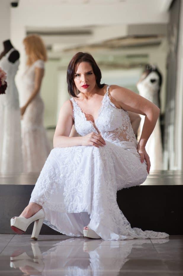 שמלה: ביוטי סנטר נהריה, איפור: רינה אורן, הפקה: צפון -1. צילום: דורון גולן גולן