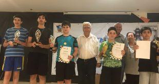 אליפות שחמט בקרית מוצקין. צילום: דוברות העירייה