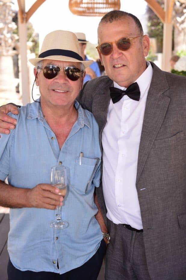 אריק שניידר וטומי ריגלר צילום מיכל רביבו