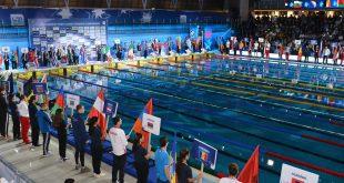 התחרויות ישודרו ברחבי אירופה. הבריכה בווינגייט (צילום: רן אליהו)