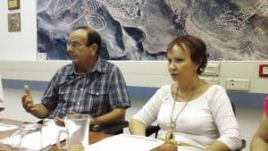 עדי אלדר וחנה קובל
