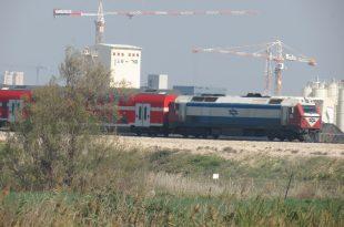 רכבת. צילום רותי ברמן