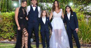 משפחת מונטיצלו חוגגת צילום מיקי שטרית