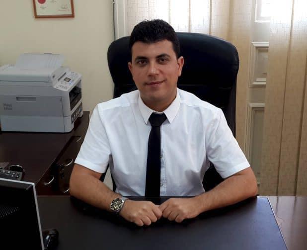 """עורך דין רועי אייל. צילום: יח""""צ"""