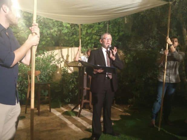 אמנון מחתן צילום פרטי