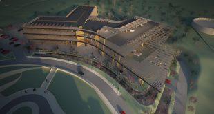 המרכז החדש שיוקם (צילום דוברות העמק)