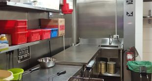 רדיפה? המטבח במסעדה צילום