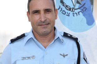 מאיר גוזלן (צילום דוברות המשטרה)