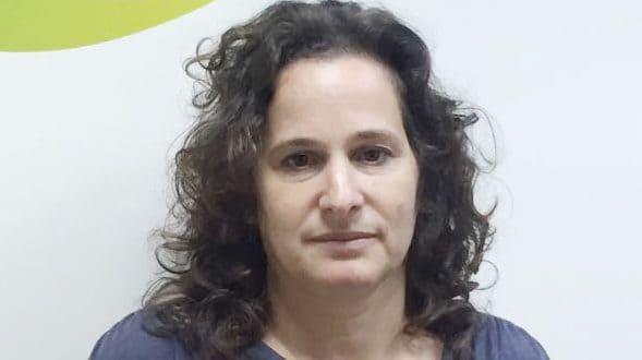"""ד""""ר אפרת גיל , מנהלת מחלקת גריאטריה. צילום: דוברות כללית"""
