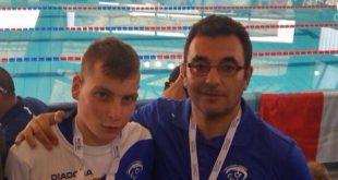 אריאל ומרק מליאר. צילום: הוועד הפארלימפי