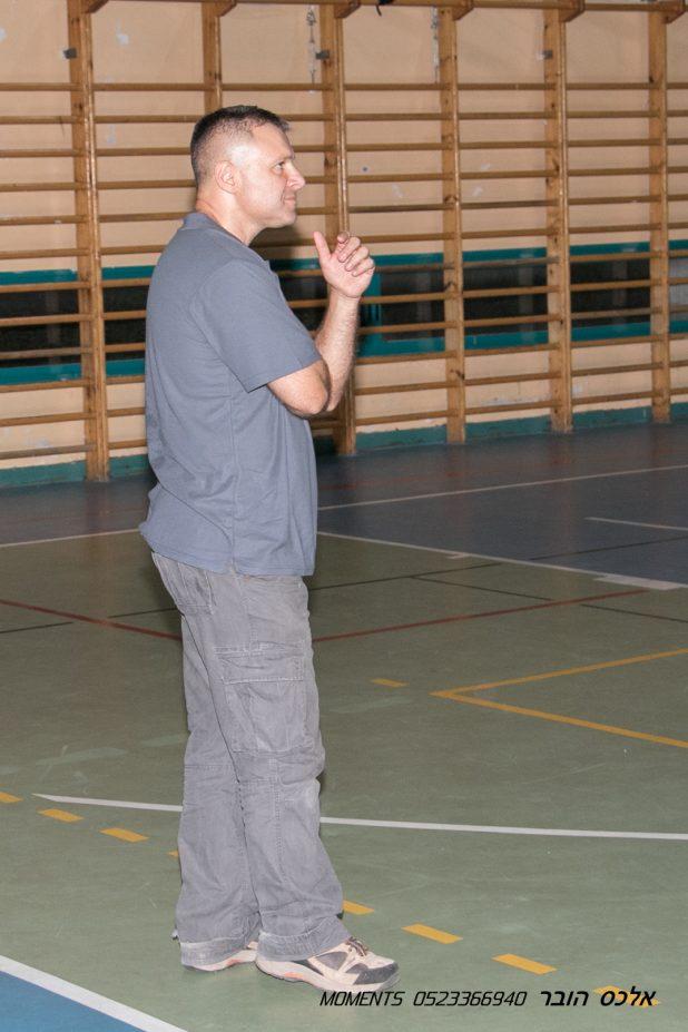 תחושה של פספוס. המאמן אלכס קפלן (צילום: אלכס הובר)