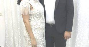 אור גבאי ובר אטיאס נישאו