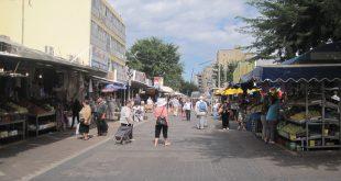שוק רחוב שוהם (צלום: רותי ברמן)