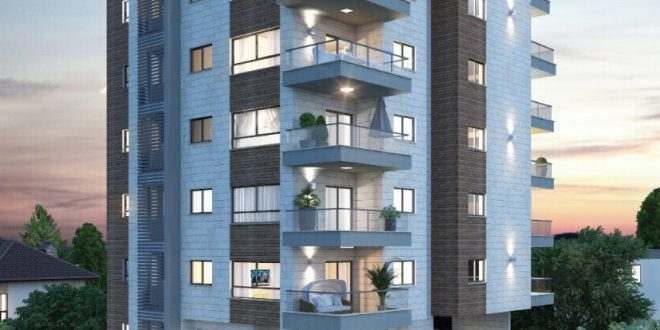 """פרויקט בית רבקה בנהריה. בן שושן 842 בע""""מ"""